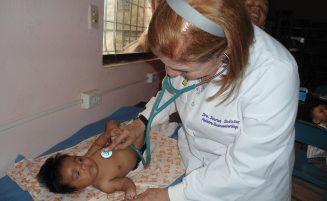 Apoyo al paciente del Centro de Salud Santa Inés