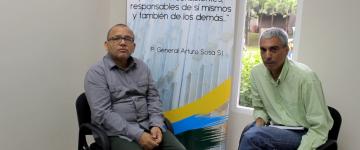 """Andrés Cañizález: """"Seguimos pensando que viene un nuevo país"""""""