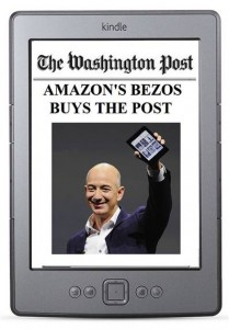 Jeff Bezo, nuevo dueño del diario capitalino